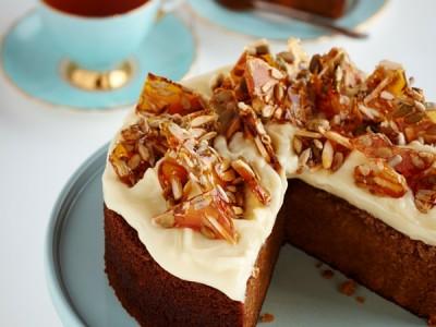 Incredible Pumpkin Spice Cake