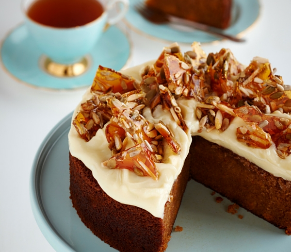 Incredible Pumpkin Spice Cake