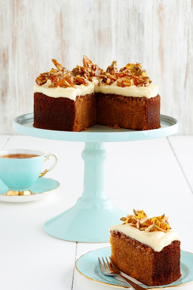 Incredible pumpkin cake recipe