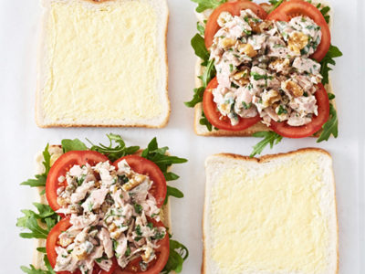 Make the perfect sandwich with these great sandwich ideas