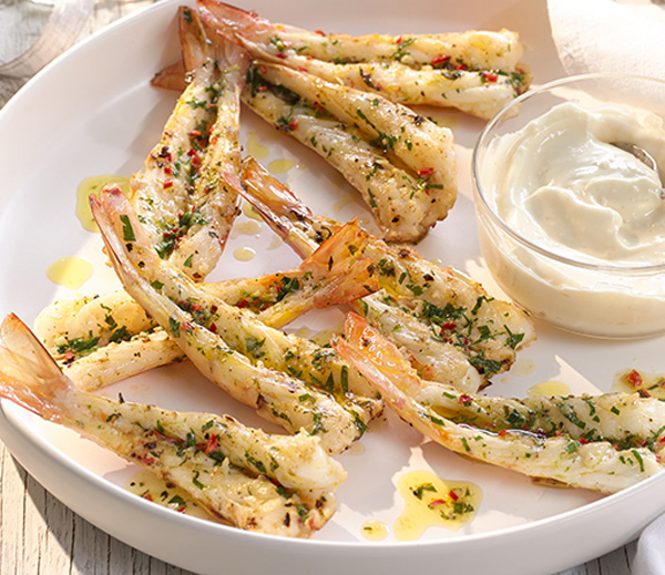 Grilled Prawn Recipe