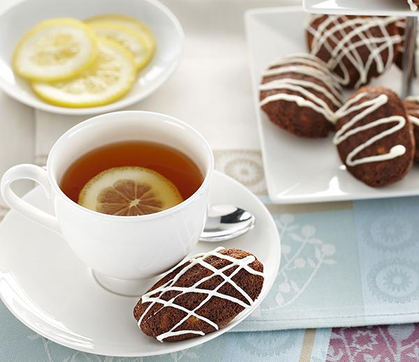 Chocolate Banana Madeleines - Everyday Delicious Kitchen
