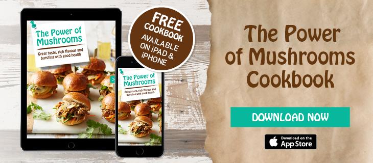 Power of Mushrooms iOS Book