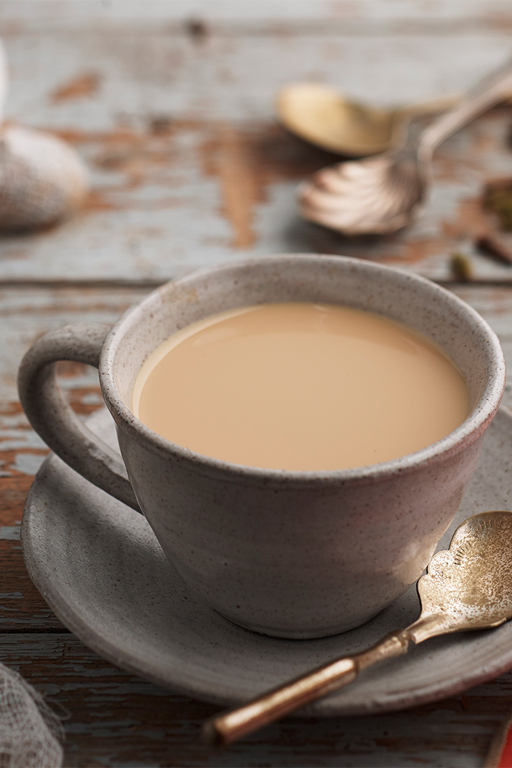 Create a homemade chai tea recipe to enjoy in the cooler months
