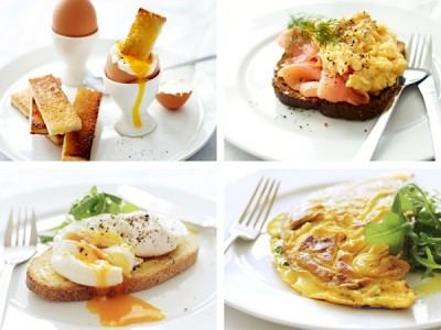 Learn to cook perfect eggs with how to videos
