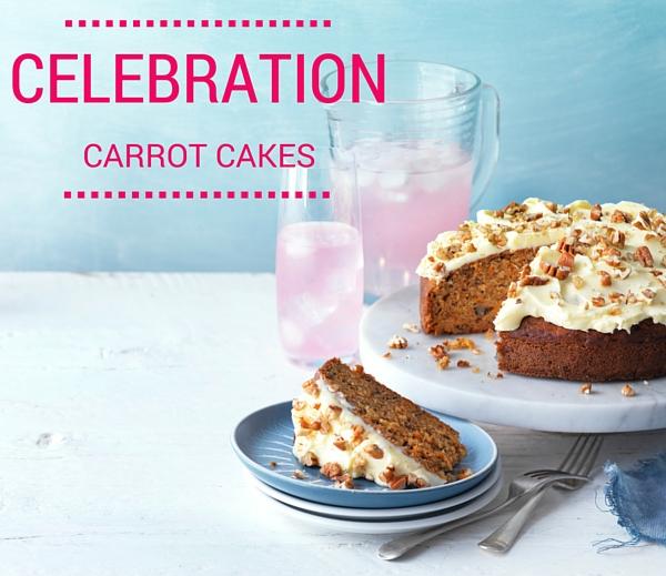 Celebration Carrot Cake Recipes