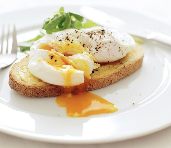 The easy way to cook perfectly poached eggs