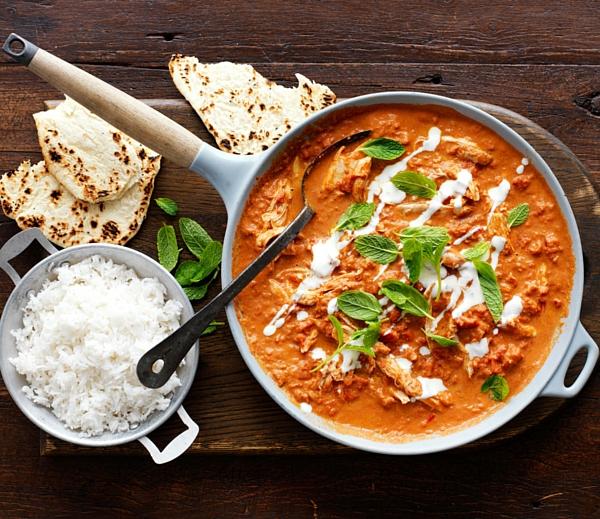 Master Recipe Feature: Ardmona Indian Tomato Butter Sauce