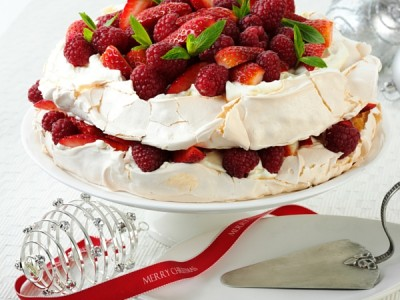 How to make perfect pavlova