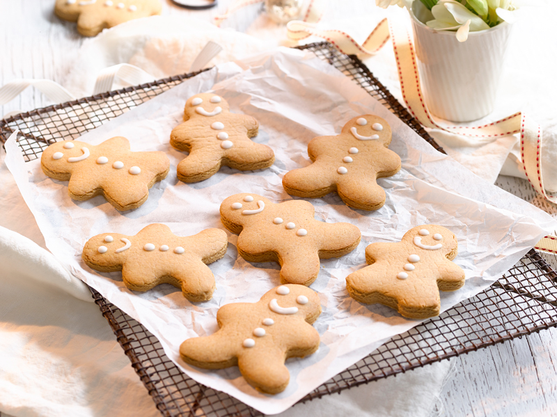 The best gingerbread recipe - a perfect festive recipe for the silly season.