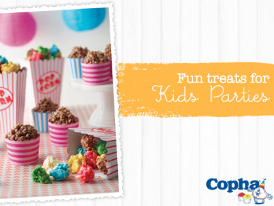 Kid's Party Cookbook