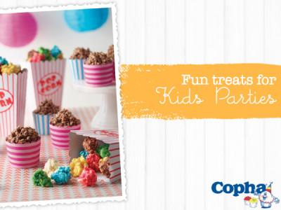 Kid's Party Cookbook