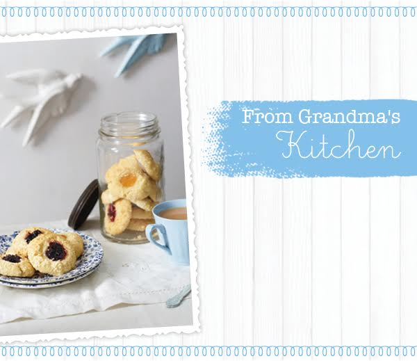 Grandma's Cooking Cookbook, classic recipes made just the way grandma baked them
