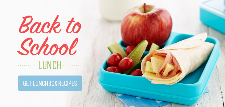 myfoodbook Back to School Recipe Collection