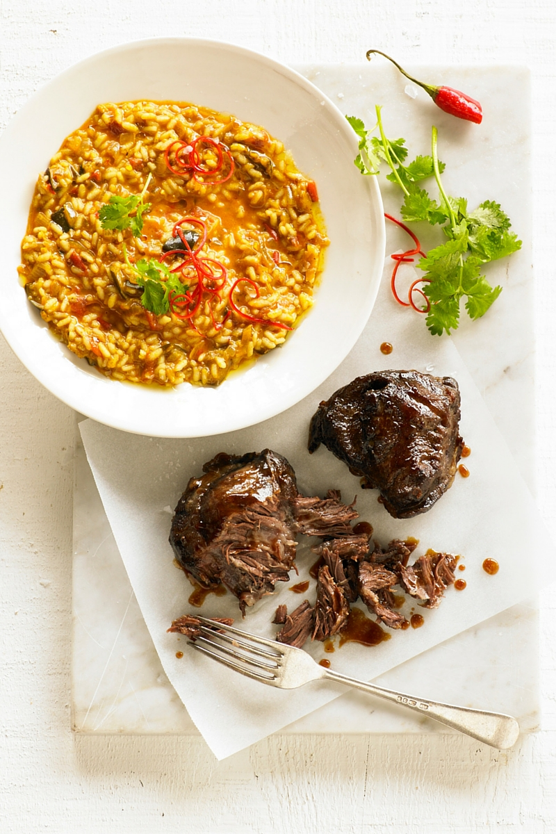 How to make Beef Cheek Risotto in your slow cooker - Breville