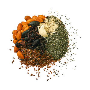 Breville Chocolate Protein Boost Smoothie Topper - add to your green smoothie for extra protein
