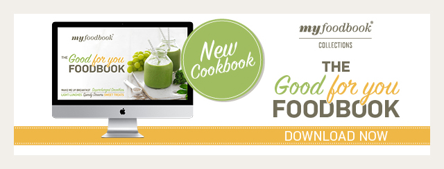 The Good For You Foodbook - download a copy now for more delicious green smoothie recipes