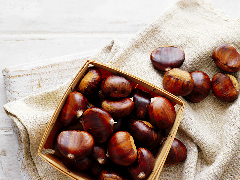 Learn how to cook and prepare chestnuts