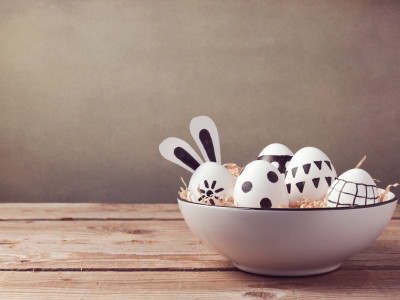 Easter eggs decorating ideas for kids that don't use dye