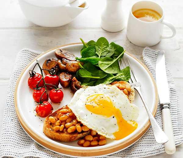 Brunch Ideas At Work: Protein Breakfast Ideas