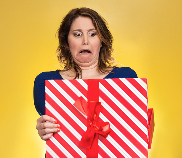 This mum received a Mother's day gift that was terrible. Check out all of the gifts mum never wants to receive.