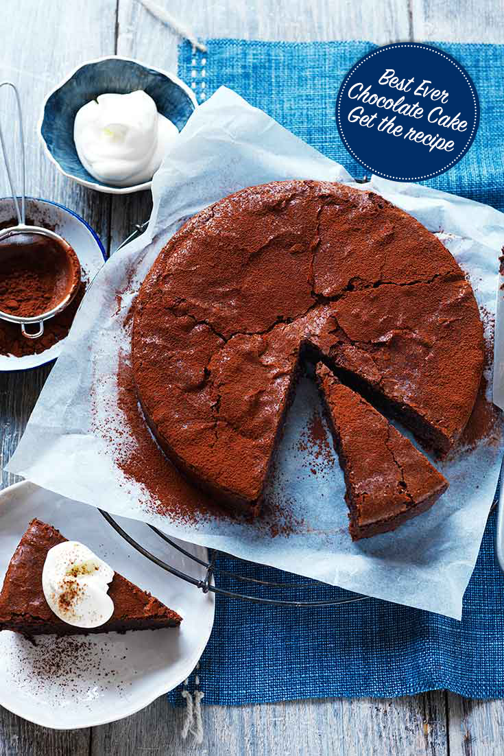 Bake the best ever chocolate cake with this simple recipe from the Devondale Farming Community