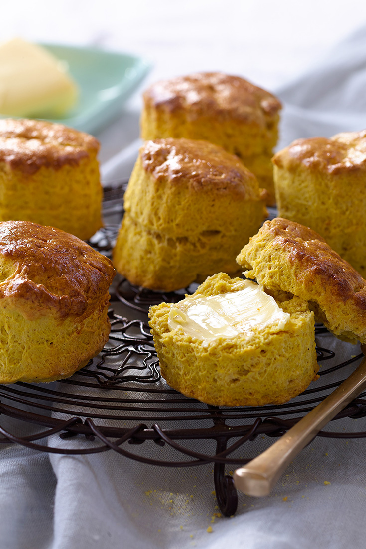 This pumpkin scone recipe will be a real winner amongst family and friends