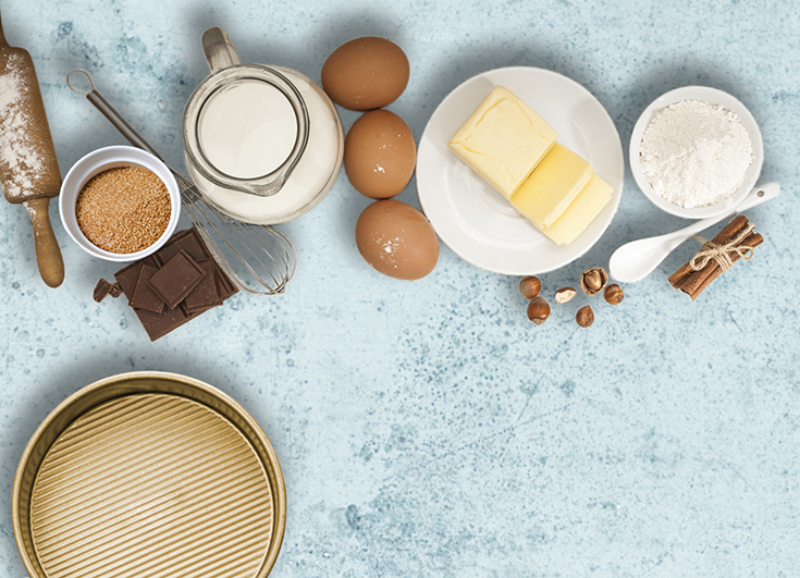 Learn the tricks of the baking trade with this guide from the Devondale Famers Family Baking Book