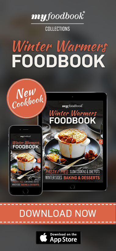 Mother's Day Foodbook 2016
