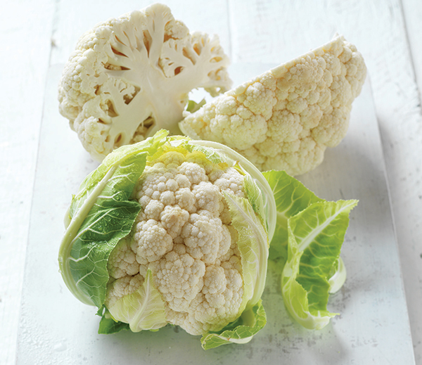 Cooking with cauliflower is a great idea for autumn and winter recipes