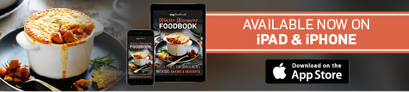 Download the Winter Warmers Foodbook 2016 to get comforting recipes for the cool weather