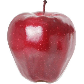 Get creative when cooking with apples using the sweet red delicious variety. Try this apple in slaw or apple sauce.