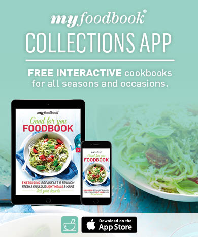 Good for you Foodbook