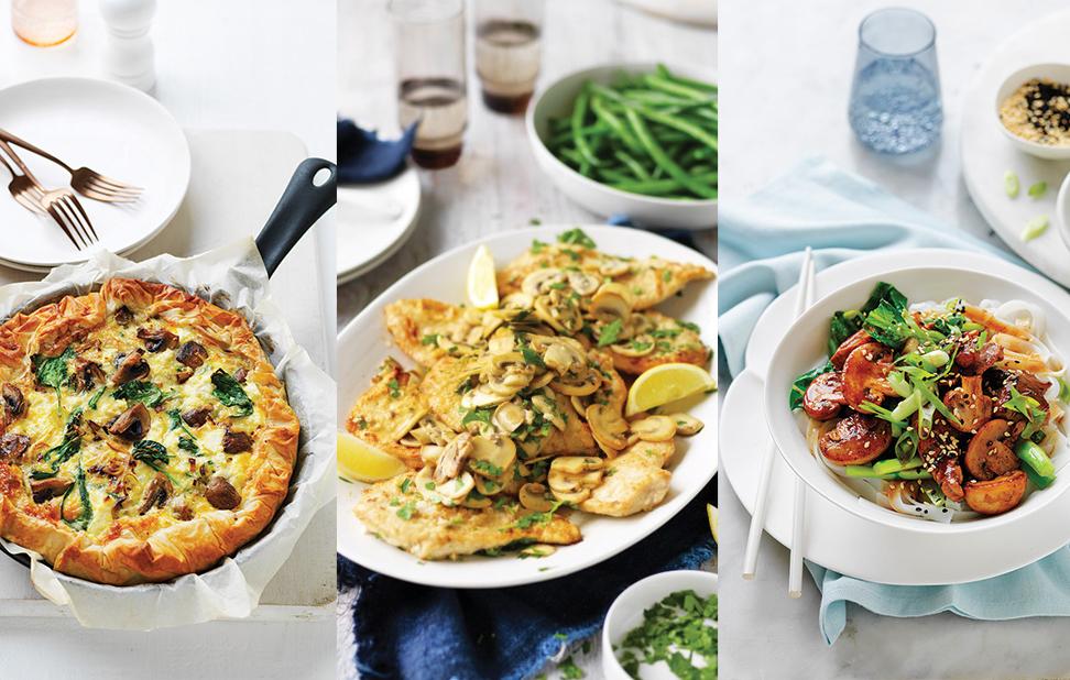 one-pan dinner ideas