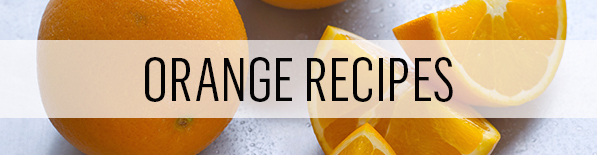 Get cooking with oranges using this delicious sweet and savoury recipes