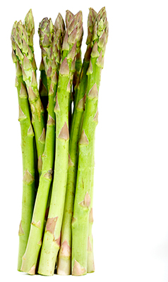 Learn how to cook with asparagus using this seasonal guide