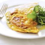 The ultimate fluffy two egg omelette recipe