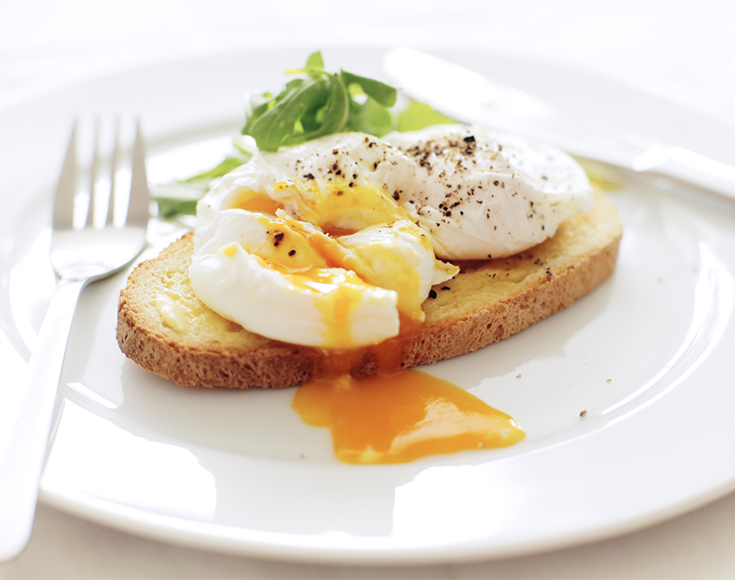 Once you know how to make Perfectly Poached Eggs, you can make so many great breakfast recipes