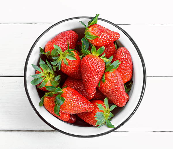 Fresh strawberries are in season and ready for use in delicious recipes