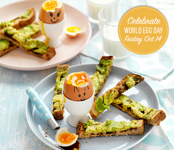 Celebrate World Egg Day this October 14 with these delicious egg recipe ideas