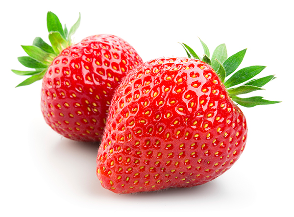 Fresh Strawberries are fabulous in desserts, snacks and even salads