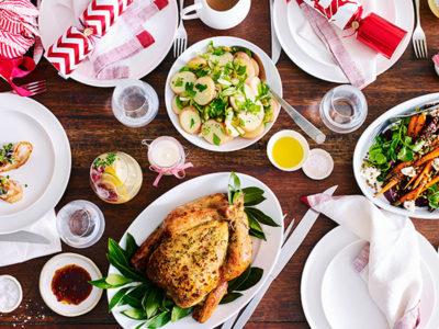 Christmas Festive Feast