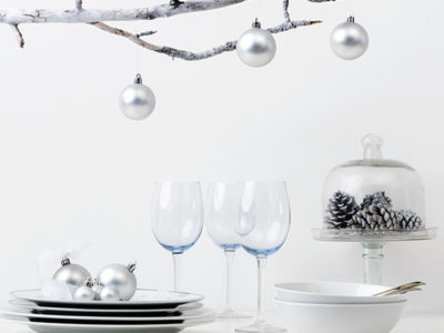 Organise which non-food items you will need for Christmas entertaining for a stress-free Christmas day