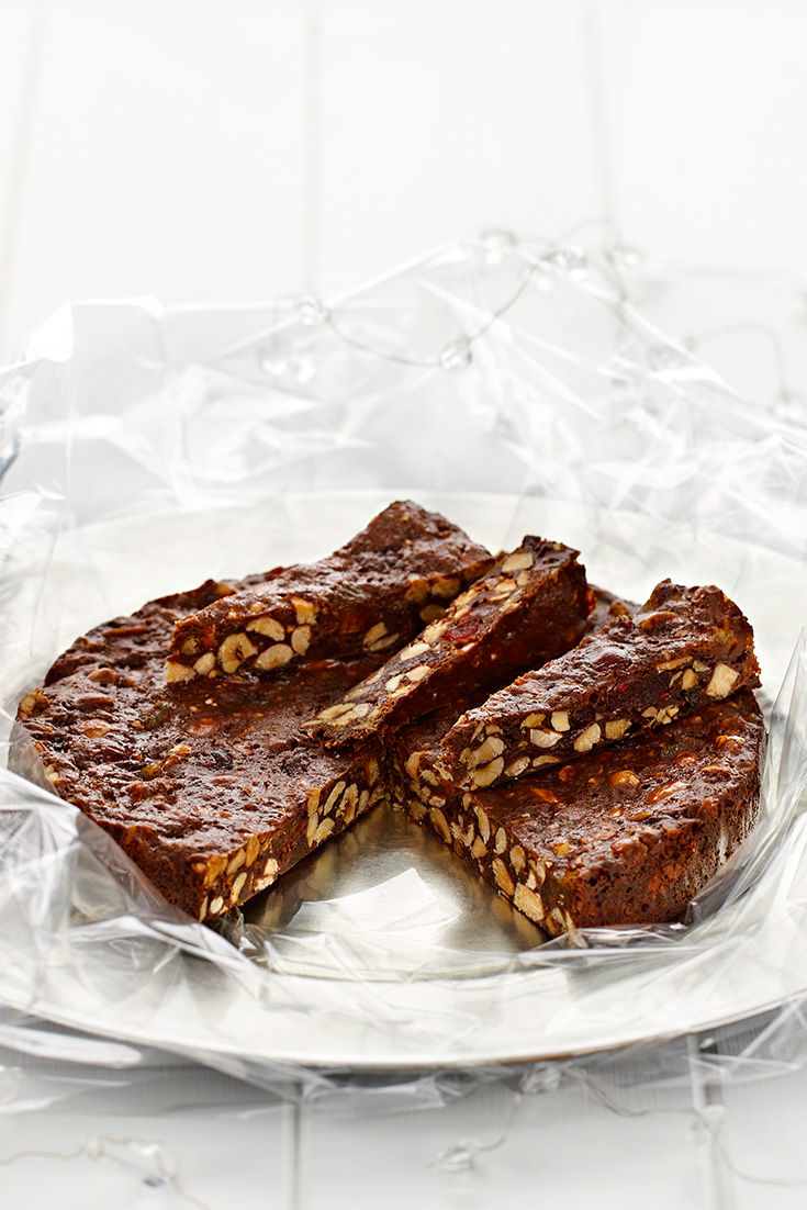 Make this Panforte, a traditional Italian delicacy as a Christmas treat this year