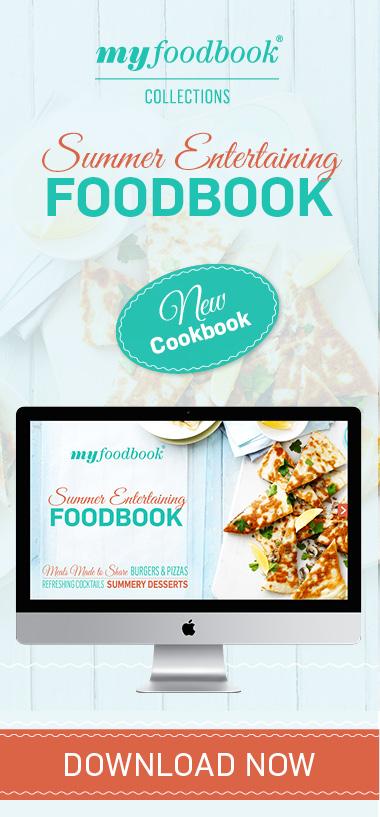 Summer Entertaining Foodbook 2016