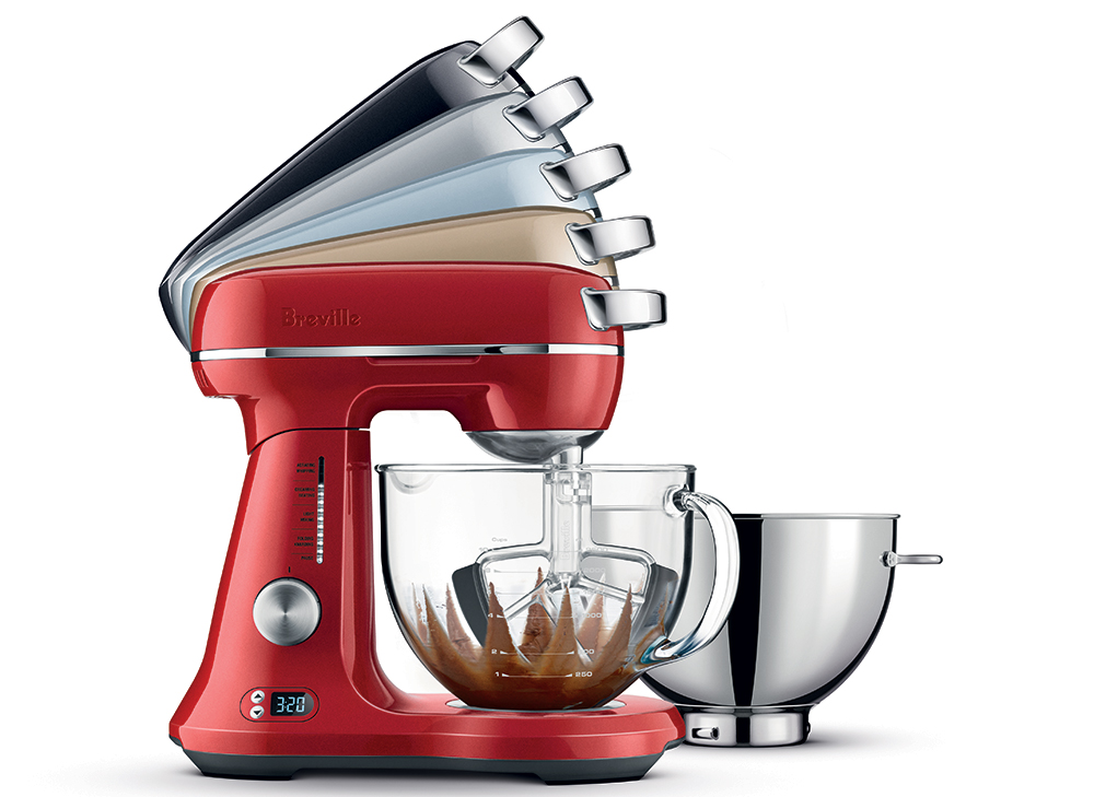 The Bakery Boss Stand Mixer makes a great Christmas gift idea
