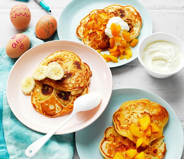 Back to school breakfasts kids will love