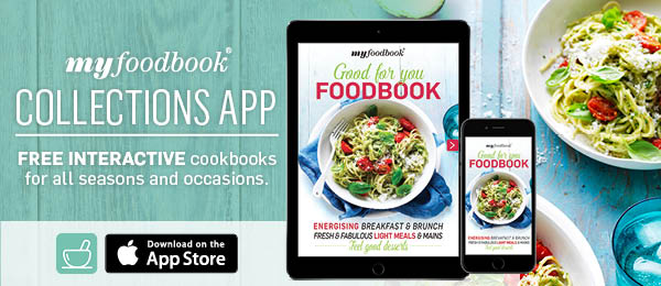 New Good for you Foodbook