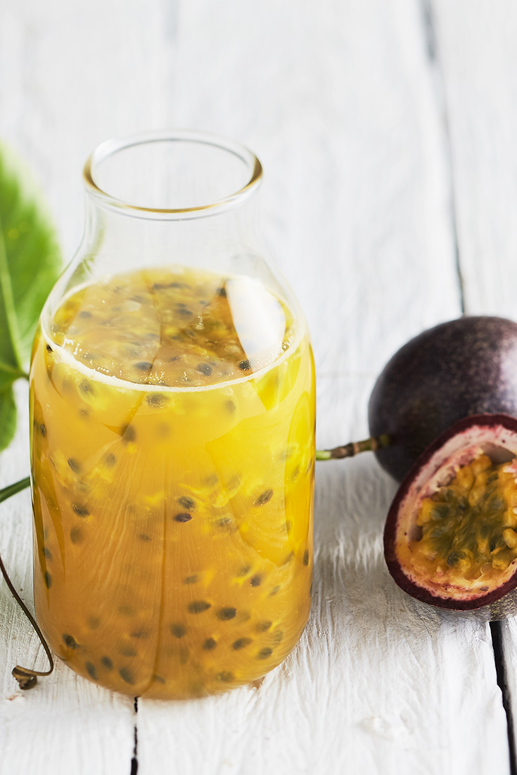 Cook's guide to passionfruit passionfruit sauce