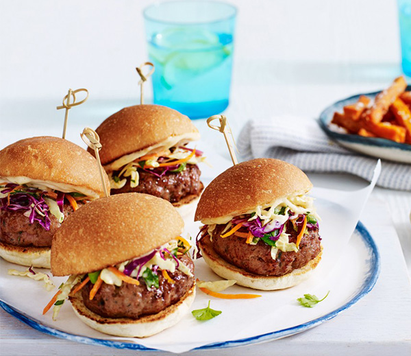 This turkey sliders recipe is a great family meal idea